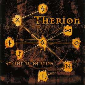 THERION - Secret of the runes - Cd