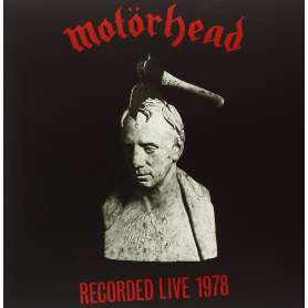 MOTORHEAD - Recorded live 1978