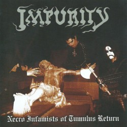 IMPURITY - Necro Infamists...