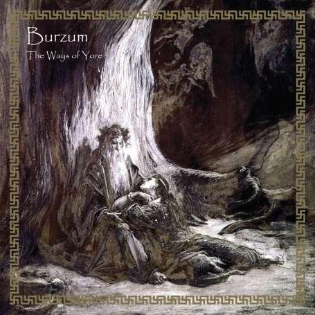BURZUM - The Ways of Yore - Cd Slipcase