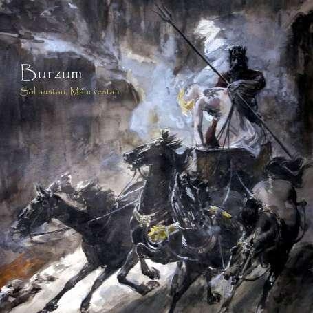 Burzum - Sol Austan, Mani Vestan - Cd Slipcace