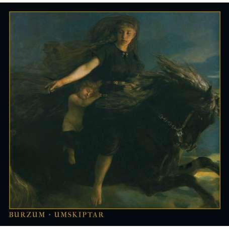 BURZUM - Umskiptar - Cd slipcase