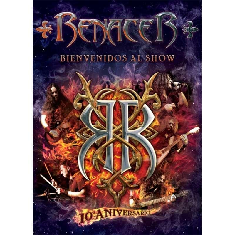 RENACER - Bienvenidos al show - 2CD