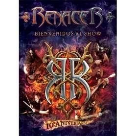 RENACER - Bienvenidos al show DVD
