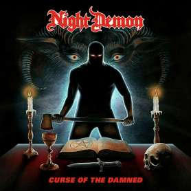 NIGHT DEMON - Curse of the...