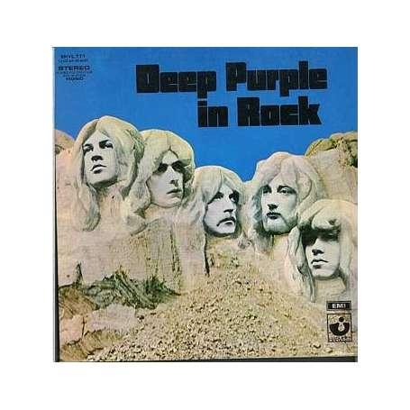 DEEP PURPLE - Deep Purple In Rock VINILO