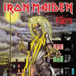 IRON MAIDEN - Killers VINILO