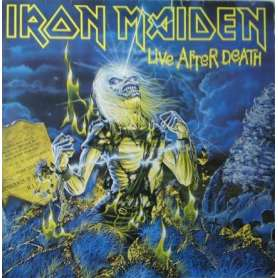 IRON MAIDEN - Live After Death - VINILO -