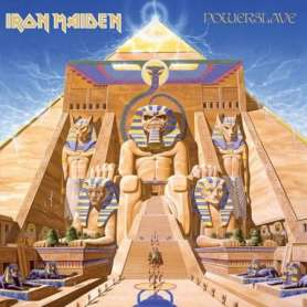 IRON MAIDEN - Powerslave...