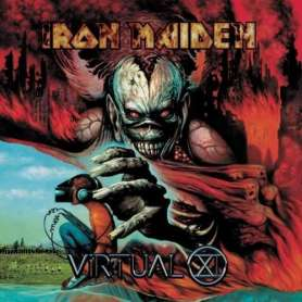 IRON MAIDEN - Virtual XI 2...