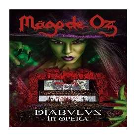 MAGO DE OZ - Diabulus in Opera  3 VINILOS (triple LP)