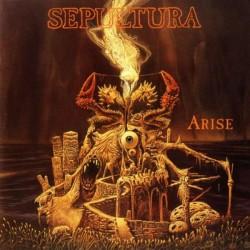 SEPULTURA - Arise 2 Vinilos