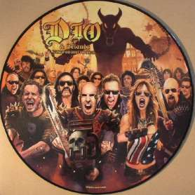 DIO & Friends Picture Disc...