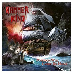 HAMMER KING - Poseidon Will...