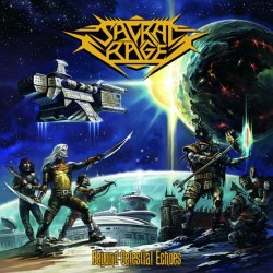 SACRAL RAGE - Beyond celestial echoes -Vinilo-