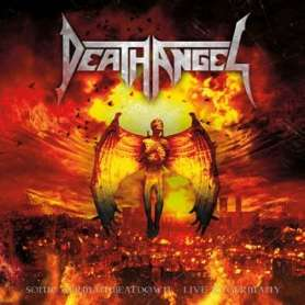 DEATH ANGEL Sonic german...