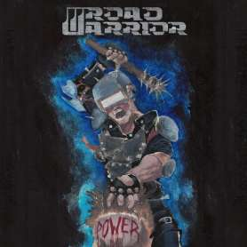 ROAD WARRIOR - Power Vinilo LP