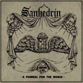 SANHEDRIN - Funeral For The World VINYL LP