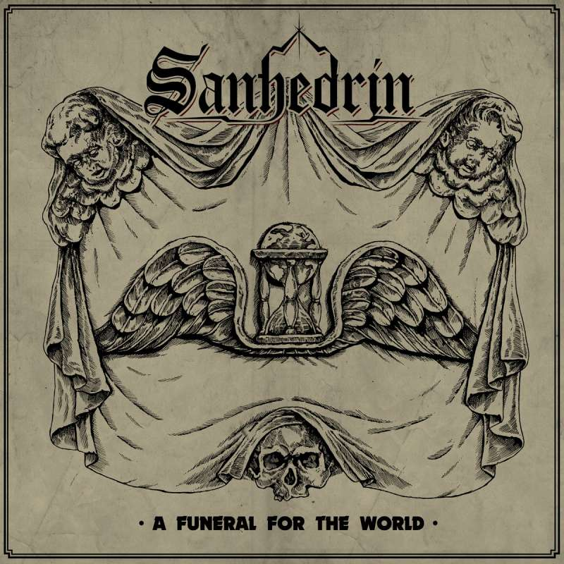 SANHEDRIN - Funeral For The World VINYL LP