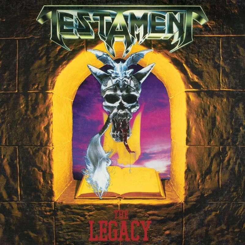 TESTAMENT - The legacy VINILO