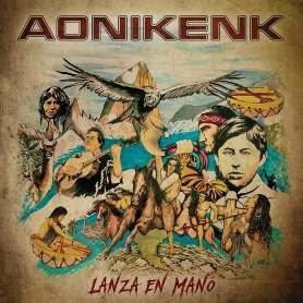AONIKENK - Lanza en mano