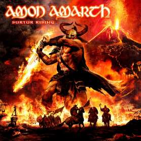AMON AMARTH - Surtur rising - Cd /DVD