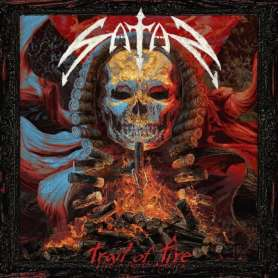 SATAN - TRAIL OF FIRE