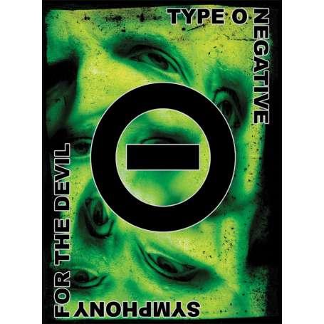 TYPE O NEGATIVE - Symphony for the devil - Cd + DVD