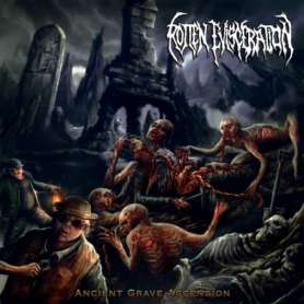 ROTTEN EVISCERATION -...
