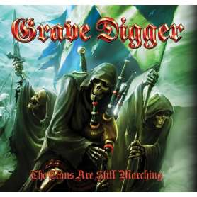 GRAVE DIGGER - The clans...
