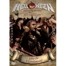HELLOWEEN - Live on 3...