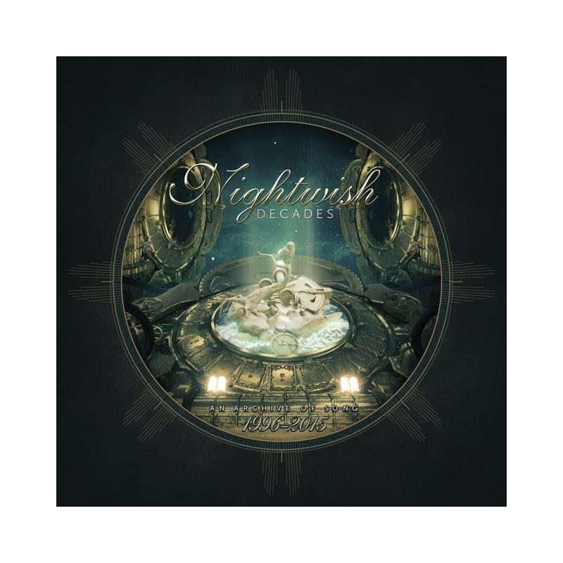 NIGHTWISH - Decades (An Archive of Song 1996-2015)