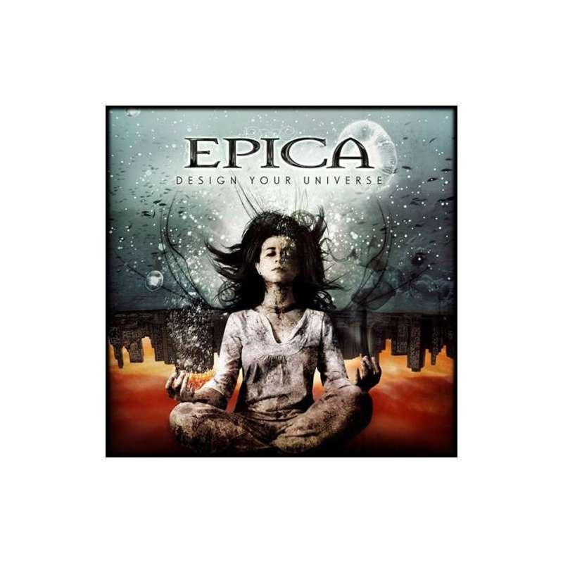 EPICA - Desing your universe 2 VINILOS
