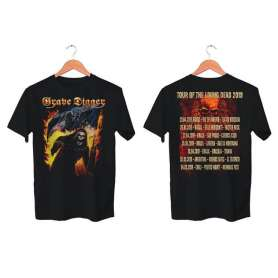 GRAVE DIGGER - Remeras...