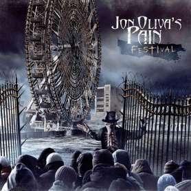 JON OLIVAS PAIN - Festival