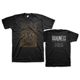 BARONESS - Remera oficial...