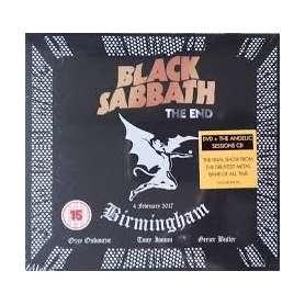 BLACK SABBATH - The end CD...