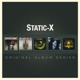 STATIC X - Original Album...