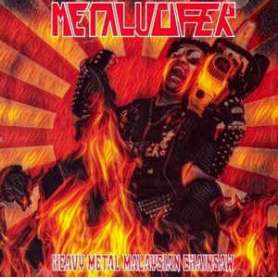 METALUCIFER - Heavy Metal...