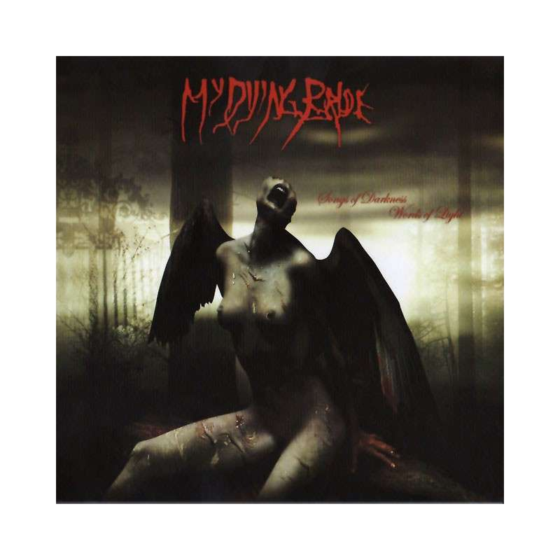 MY DYING BRIDE - Songs of darkness