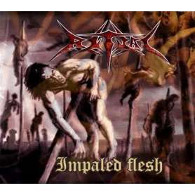 RITUAL - Impaled flesh