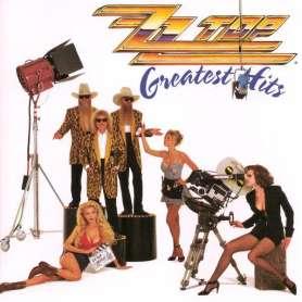 ZZ TOP - Greates hits - CD