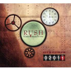 RUSH - Time machine 2011:...