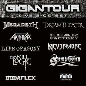 GIGANTOUR Megadeth