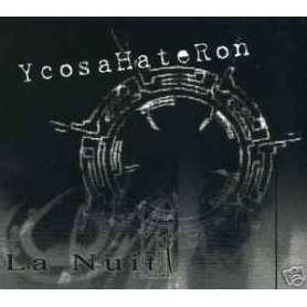 YCOSAHATERON - La nuit - CD...