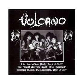 VULCANO Live! (Santos S.P....