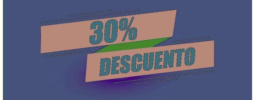 Ofertas: 30% de descuento