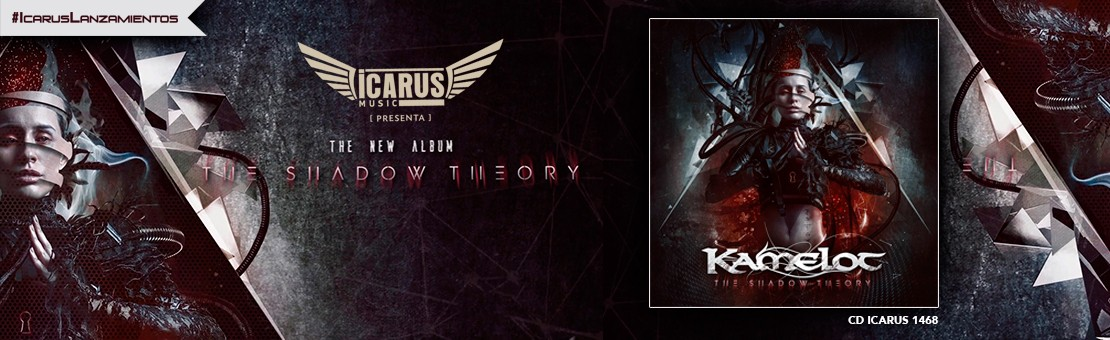 KAMELOT - The Shadows Theory