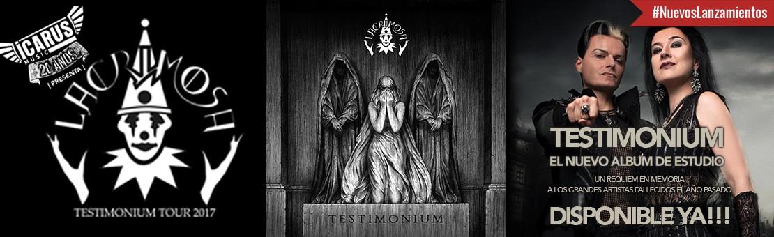 LACRIMOSA - TETIMONIUM