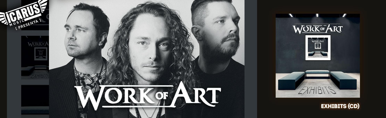 Work OF Art (W.O.A) aparecen de nuevo en pantalla desde Suecia con su cuarto trabajo